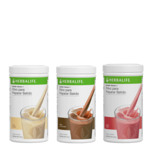 Pack 3 Batidos Número 1 Herbalife