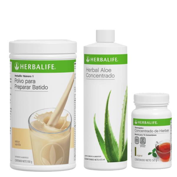 Pack Básico Control de Peso Herbalife