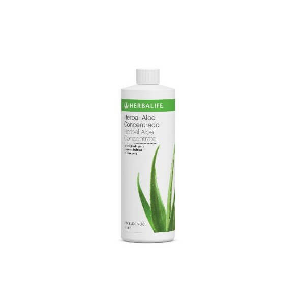 Herbal Aloe Herbalife sabor Original